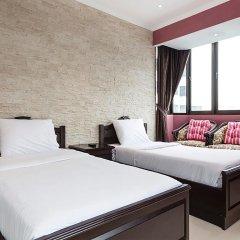 Отель Omni Tower Syncate Suites 4* Улучшенные апартаменты фото 3