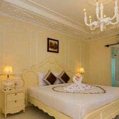 Отель Hoi An Garden Palace & Spa 4* Номер Делюкс с различными типами кроватей фото 5