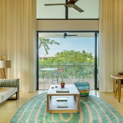 Отель Andaz Mayakoba - a Concept by Hyatt Люкс с различными типами кроватей фото 10