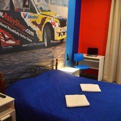 Hostel Racing Paradise Стандартный номер с различными типами кроватей фото 18