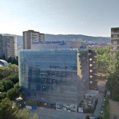 Отель Ferran Pedralbes Penthouse Испания, Барселона - отзывы, цены и фото номеров - забронировать отель Ferran Pedralbes Penthouse онлайн парковка