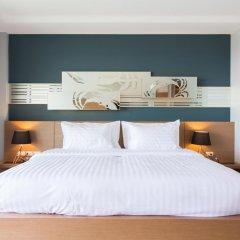 Отель AVA Sea Resort 4* Улучшенный номер с различными типами кроватей фото 4