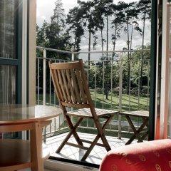 Отель A-ROSA Scharmützelsee 5* Представительский номер с различными типами кроватей фото 5