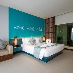 Отель Fishermen's Harbour Urban Resort 4* Номер Делюкс с двуспальной кроватью