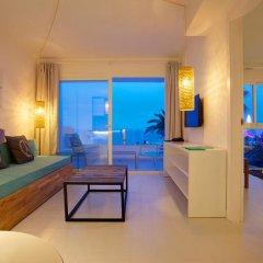 Отель Santos Ibiza Suites Полулюкс с различными типами кроватей