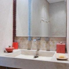 Отель Riad Anata 5* Улучшенный номер разные типы кроватей фото 13