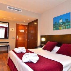 Hotel Clement Barajas 4* Номер Комфорт с двуспальной кроватью фото 3