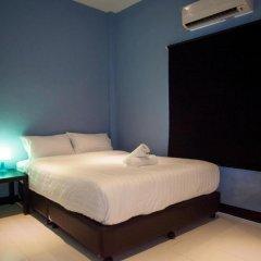 Отель The Mix Bangkok - Phrom Phong 3* Стандартный номер с различными типами кроватей фото 15