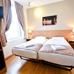 Kings Cross Inn Hotel 3* Стандартный номер с различными типами кроватей фото 4