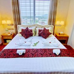 Myat Nan Yone Hotel 3* Люкс с различными типами кроватей фото 2