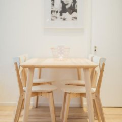 Апартаменты Contemporary Apartment in Nice удобства в номере фото 2
