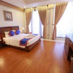 Отель Lotus Muine Resort & Spa 4* Бунгало с различными типами кроватей фото 14