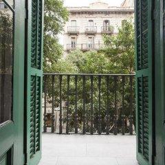 Ella Hostel Barcelona (ex. Violeta Hostel) Барселона балкон
