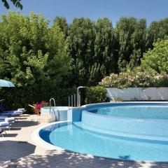 Отель Albicocco Италия, Риччоне - отзывы, цены и фото номеров - забронировать отель Albicocco онлайн бассейн фото 3