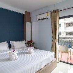Отель Lada Krabi Express 3* Номер Делюкс с различными типами кроватей фото 8