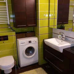 Отель Centro apartamentai-Konarskio apartamentai ванная