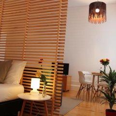 Отель Porto Ribeira Flat Апартаменты с разными типами кроватей фото 2
