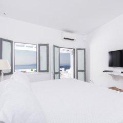 Отель Aqua Luxury Suites Люкс с различными типами кроватей фото 5