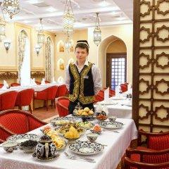 Гостиница Казжол Астана питание