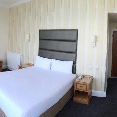 Kings Hotel 3* Стандартный номер с двуспальной кроватью фото 9