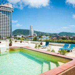 Отель Bel Aire Patong бассейн фото 3