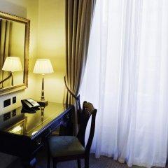 Отель Intercontinental Edinburgh the George 5* Номер Делюкс с двуспальной кроватью фото 12