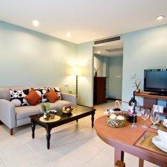 Отель Green Park Resort 3* Стандартный номер с различными типами кроватей фото 4
