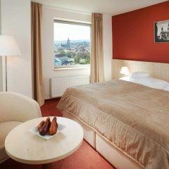 Clarion Congress Hotel Ceske Budejovice 4* Улучшенный номер с различными типами кроватей фото 3