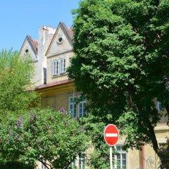 Апартаменты Apartment In Prague Прага вид на фасад фото 2