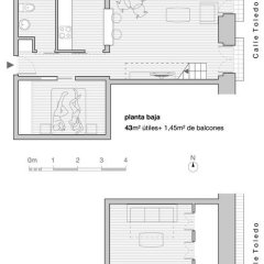 Отель Apartamento Latina интерьер отеля