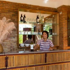 Отель An Bang Sunset Village Homestay гостиничный бар