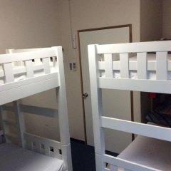 International Hostel Khaosan Fukuoka Кровать в общем номере фото 2