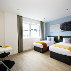 Отель Staycity Aparthotels Greenwich High Road комната для гостей фото 5