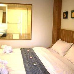 Sharaya White Hotel 3* Улучшенный номер разные типы кроватей фото 4