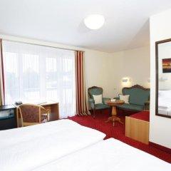 Hotel Biederstein am Englischen Garten 3* Стандартный номер с двуспальной кроватью фото 3