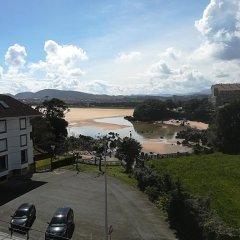 Hotel Cándano парковка