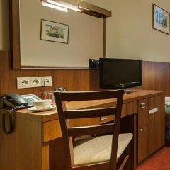 Hotel Alexander II 3* Стандартный номер с различными типами кроватей фото 10