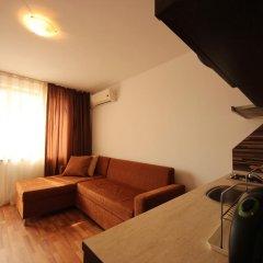 Апартаменты Menada Diamant Residence Apartments Солнечный берег комната для гостей фото 5