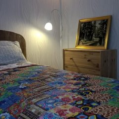 Апартаменты на Солнечной комната для гостей фото 4