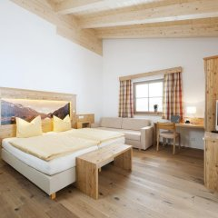 Отель Genusslandhotel Hochfilzer 3* Стандартный номер с различными типами кроватей фото 4