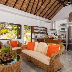 Отель Cape Shark Pool Villas 4* Вилла с различными типами кроватей фото 5
