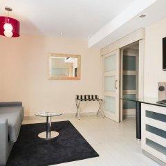 Отель Melia Sevilla 4* Номер категории Премиум с двуспальной кроватью фото 3
