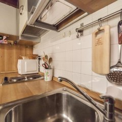 Отель Lambertesca 8 Апартаменты с различными типами кроватей фото 7
