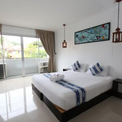 Отель The Nest Resort 3* Номер Делюкс двуспальная кровать фото 6