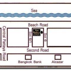 Отель The Nelson Guest House Pattaya городской автобус