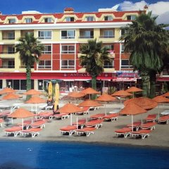 Отель Marmaris Sea View House Мармарис приотельная территория