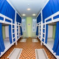 Laguna Hostel Кровать в общем номере с двухъярусной кроватью фото 16