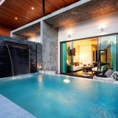 Отель The 8 Pool Villa 3* Вилла с различными типами кроватей фото 17