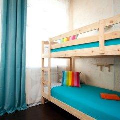 Europa Hostel Кровать в общем номере с двухъярусной кроватью фото 11