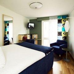 Hotel Birger Jarl 4* Стандартный номер с двуспальной кроватью фото 22